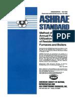 ASHRAE 103 1993