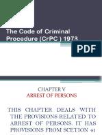 Crpc Arrest