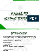 Manual Ftp Windows Server 2008 La Red 38110