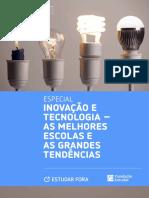 E-book Inovação e Tecnologia