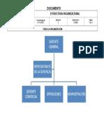 DO503 Estructura Organizacional