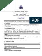Cronograma de atividades - FILOSOFIA DA ARTE 2019.1.odt