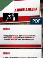 La Novela Negra