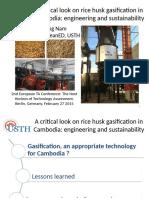 Gasifier Cambodia JT
