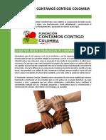 Brochure de Camara de Comerciantes 2