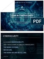 Cybersecurity services & solutions - ZYMR