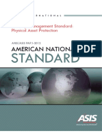 Security Management Standard_ Physical Asset Protection ANSI_ASIS PAP AMERICAN NATIONAL STANDARD_1_部分1