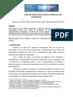 A TEORIA DE GARDNER NA COMPUTAÇÃO GRÁFICA