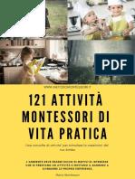 Activitati Montessori italiana