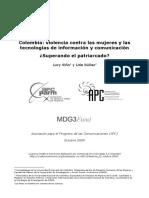 Violencia de genero en COlombia