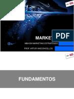 Marketing Estratégico - MBA ESPM