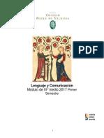 Módulo Lenguaje III° medio -  Primer semestre 2017 (1) (1).docx