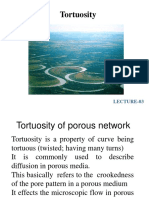 Lecture-3_Tortuosity of Porous Network_24.08.2017