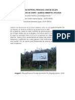 Informe Salida Quimica Ambiental
