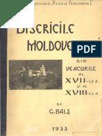 G. Bals - Bisericile Moldovenesti 1933_ partea a II-a.pdf