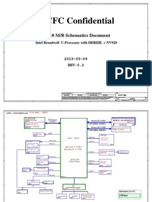 Lenovo IdeaPad 100-15IBD CG410_CG510 NM-A681 Rev0 2 pdf | Usb
