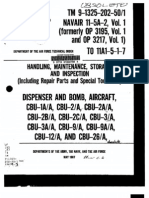TM 9-1325-202-50-1 Dispenser & Bomb CBU 1, 2, 3, 9, 12, 26 (May 1967)
