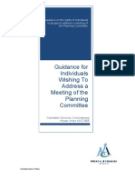 05 Guidance on Addressing a Planning Committee.pdf