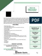 DECS100 Product Bulletin