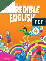 Incredible English 4 Classbook