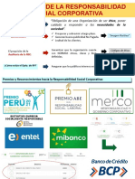 Responsabilidad Social y Marketing verde- UNJBG