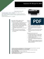 Impresora  Officejet Pro 8000
