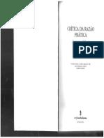 Immanuel Kant - Crítica da Razão Prática.pdf