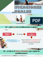 Gratificaciones Legales PRESENTAR