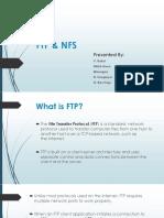 FTP & NFS