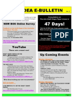 E Bulletin Issue Two