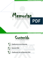 Presentacion Memorias Ram La Red 38110
