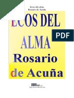 Ecos Del Alma