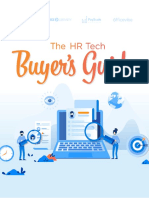 The HR Tech Buyer s Guide