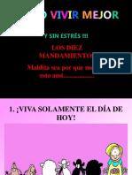 08-Viva Bien y Sin Stress ésta Semana..pps