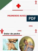 Clase de Primeros Auxilios CORSA