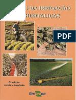 Manejo Da Irrigacao Em Hortalicas