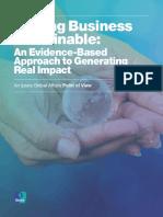 Making Business Sustainable Impact Ipsos Pov 2019