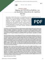 La marcha indígena del TIPNIS en Bolivia y su relación con los modelos extractivos de América del Sur.pdf