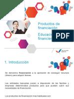 U12. Productos de Financiación