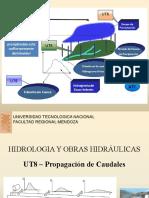 UT08 - Propagación de Caudales