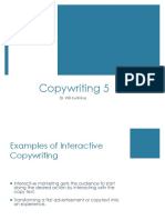 Copywriting 5