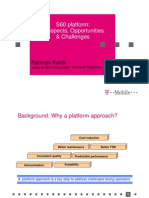 S60 Platform Prospects Opportunities & Challenges - Kamran Kordi S60 - TMO