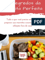eBook Segredos Da Marmita
