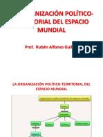 La Organización Político-territorial Del Espacio Mundial