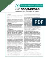 Vulkem350 345 346AISpanish Instructions