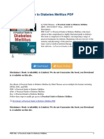 Practical Guide Diabetes Mellitus PDF Ffce011e7