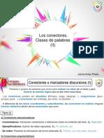 Ud 03 Los Conectores Clases de Palabras II Alumno