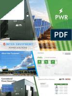 Pwr Catalog