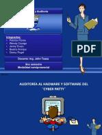 Auditoria a Los Sitemas de Computo