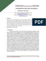 Inspeccion de Tuberías Con MFL